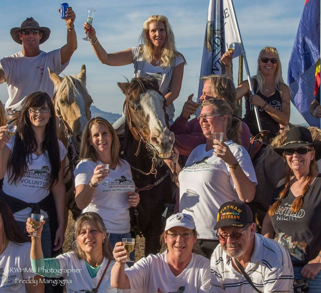 salt river wild horse management group victory