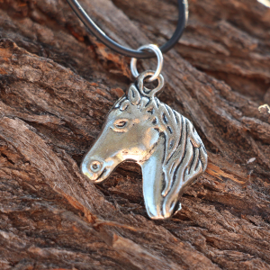 The Lead Stallion Horse Necklace